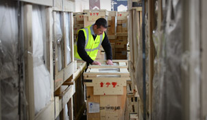 Warehousing - Debach Warehousing & Distribution