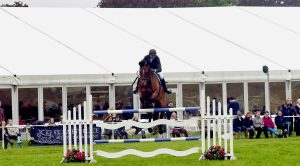 Show Jumping at the Suffolk Show