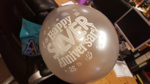 Celebrating 25 years at Debach