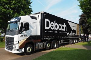 Debach – providing specialist transport to our customers for 40 years