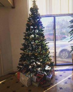 Our Ipswich Office Christmas Tree