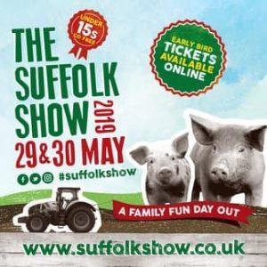 Suffolk Show 2019