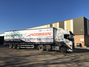 Ransomes Trailer