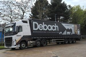 Debach lorry