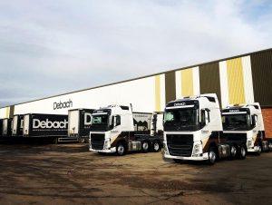Volvo FH Trucks