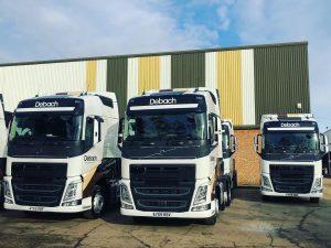 New Debach Trucks