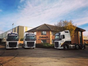 Three New Trucks